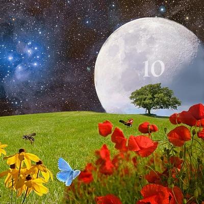 Numerología 10 / Significado del número 10