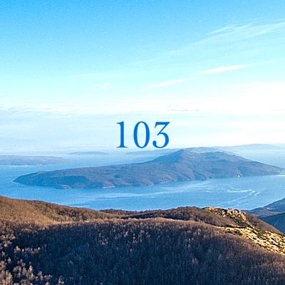 Numerología 103 / Significado del número 103