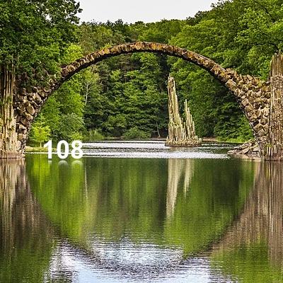 Numerología 108 / Significado del número 108