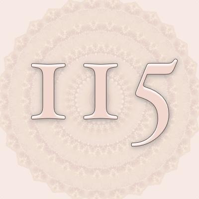 Numerología 115 / Significado del número 115