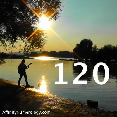 Numerología 120 / Significado del número 120