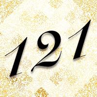 Numerología 121 / Significado del número 121