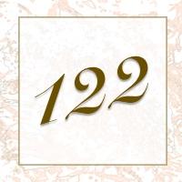 Numerología 122 / Significado del número 122