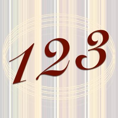 Numerología 123 / Significado del número 123