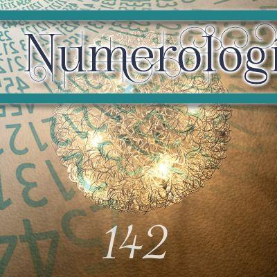 Numerología 142 / Significado del número 142