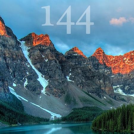 Numerología 144 / Significado del número 144