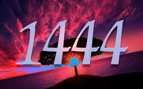 1444 Significado