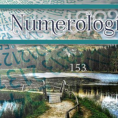 Numerología 153 / Significado del número 153