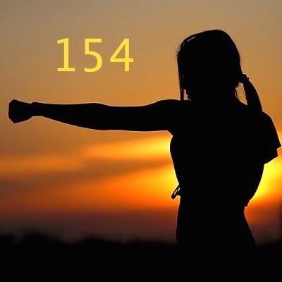 Numerología 154 / Significado del número 154