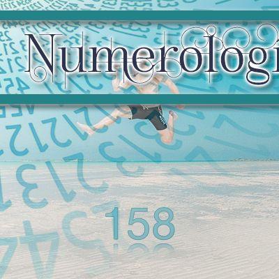 Numerología 158 / Significado del número 158