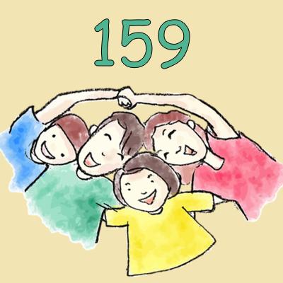 Numerología 159 / Significado del número 159