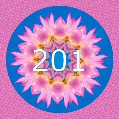 Numerología 201 / Significado del número 201
