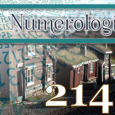 Numerología 214 / Significado del número 214