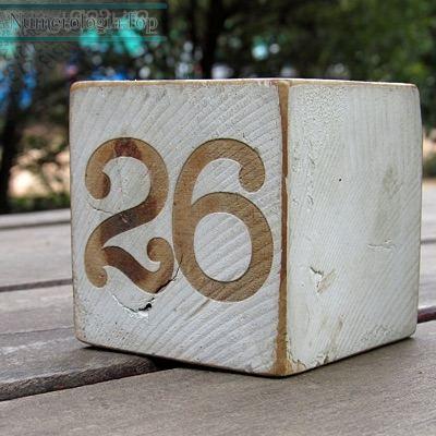 Numerología 26 / Significado del número 26