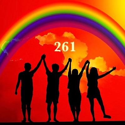 Numerología 261 / Significado del número 261