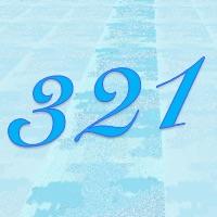 Numerología 321 / Significado del número 321