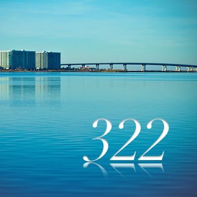 Numerología 322 / Significado del número 322