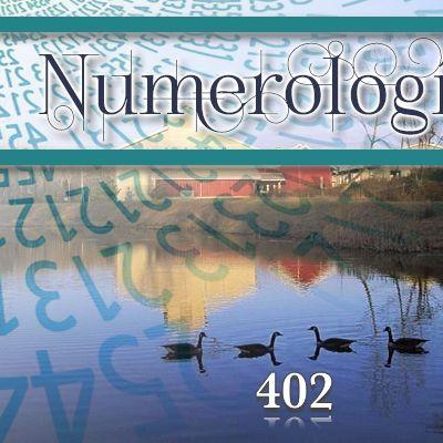 Numerología 402 / Significado del número 402
