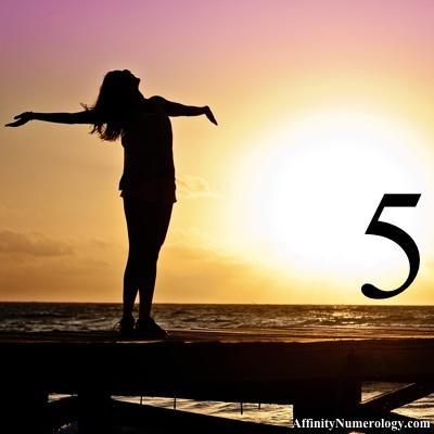 Numerología 5 / Significado del número 5
