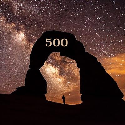 Numerología 500 / Significado del número 500