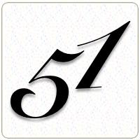 Numerología 51 / Significado del número 51