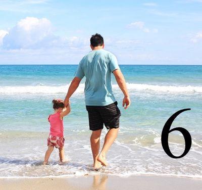Numerología 6 / Significado del número 6