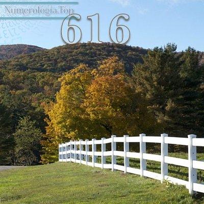 Numerología 616 / Significado del número 616