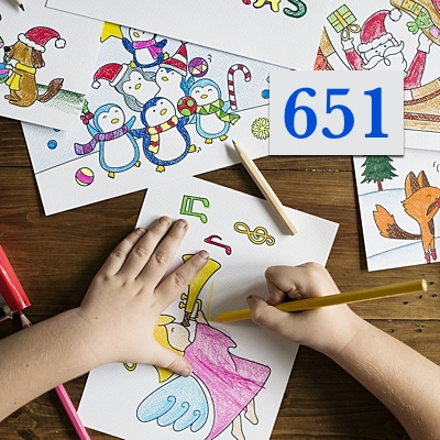 Numerología 651 / Significado del número 651