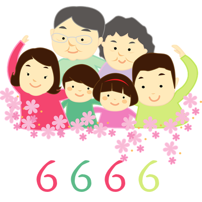Numerología 6666 / Significado del número 6666