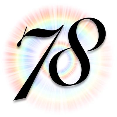 Numerología 78 / Significado del número 78