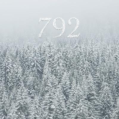 Numerología 792 / Significado del número 792