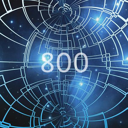 Numerología 800 / Significado del número 800