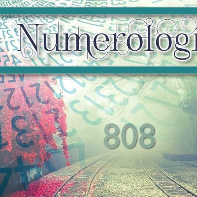 Numerología 808 / Significado del número 808
