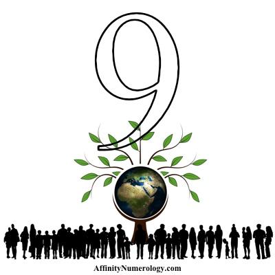 Numerología 9 / Significado del número 9
