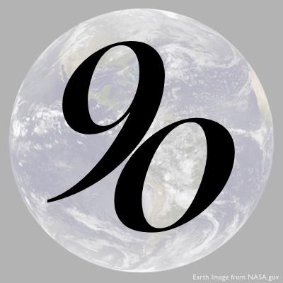 Numerología 90 / Significado del número 90