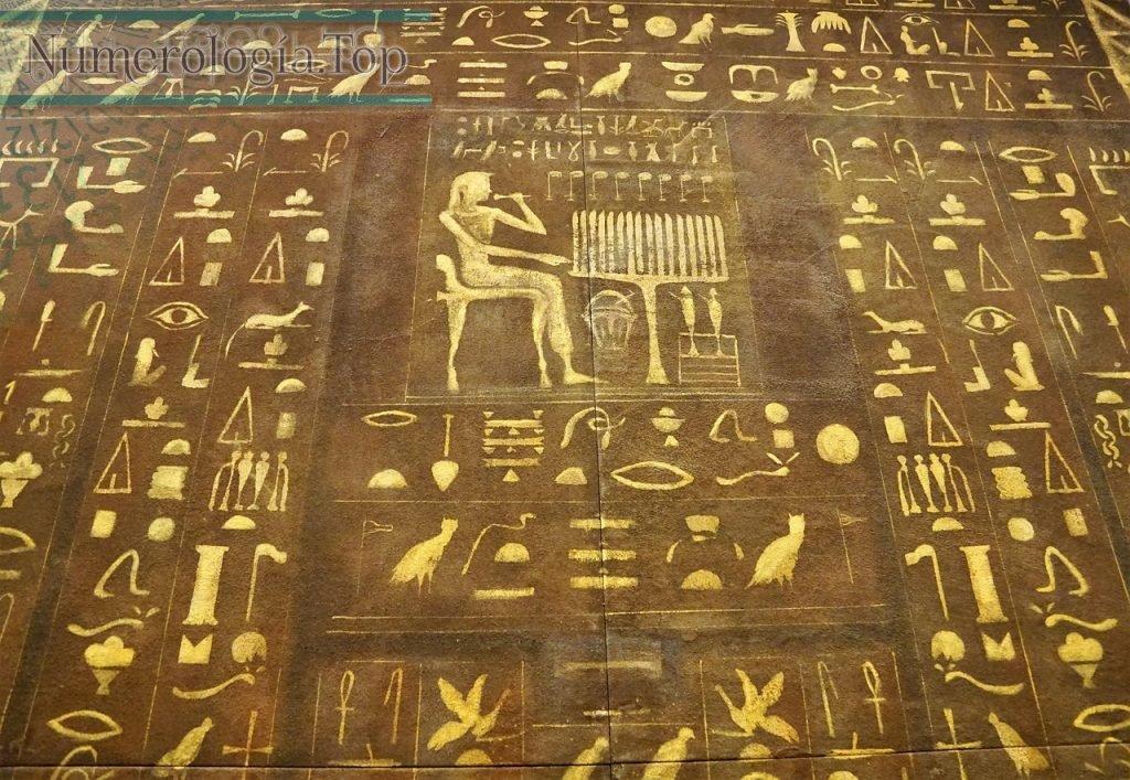 Números jeroglíficos