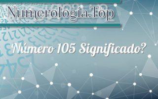 Número 105 Significado