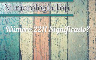 Número 2211 Significado