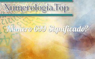 Número 699 Significado
