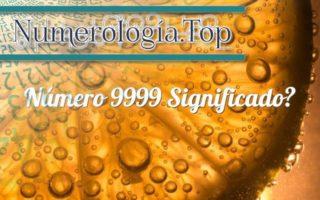 Número 9999 Significado