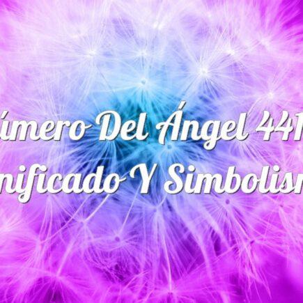 Número del Ángel 4411 – Significado y Simbolismo