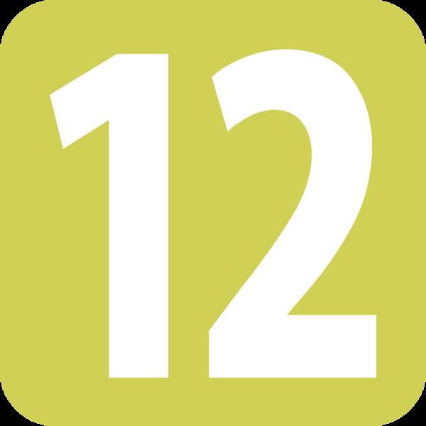 número angelical 12