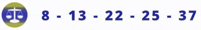 Numerología de libra