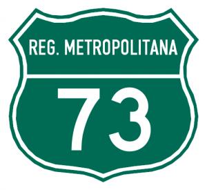 ruta 73